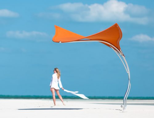 TUUCI Stingray Shade Structure