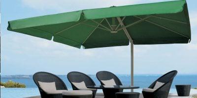 uhlmann FX cantilever parasol