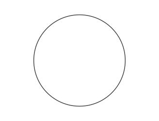 circle parasol