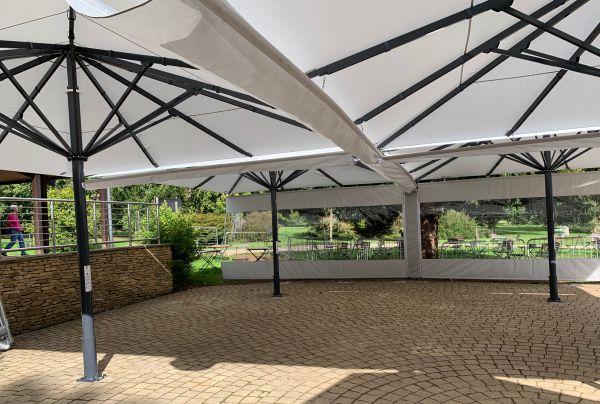 Westonbirt Arboretum Uhlmann Parasols